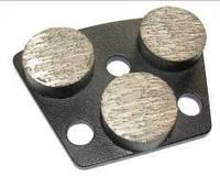 """Фреза алмазная для шлифования бетонных и мозаичных полов машинами """"СПЕКТРУМ"""", №16 (очень грубое)"""
