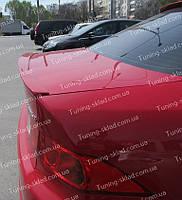 Спойлер Honda Accord 7 (спойлер на крышку багажника Хонда Аккорд 7)