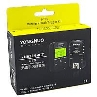 Радиосинхронизатор YONGNUO YN622N-KIT для NIKON - комплект из 2 шт