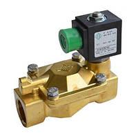 Клапана электромагнитные 21W4ZB250 непрямого действия Ду 25 НО ODE