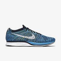 Кроссовки Nike Flyknit Racer Blue Cactus