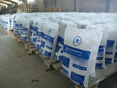 Известь гашенная паста (тесто) в мешках по 30кг, 4кг, доставка по всей Украине