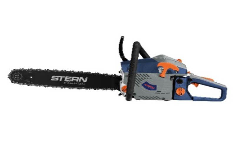Бензиновая цепная пила Stern CSG-5200B (2,52 л.с. шина 40 см)