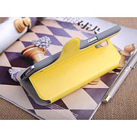 Чехол Yoobao iFashion Leather case для Samsung i9200/Mega6.3 желтый
