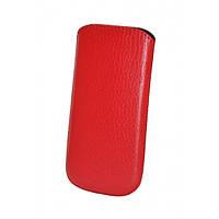 Чехол вытяжка Grand Nokia 130 красный