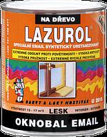 Синтетическая эмаль для окон LAZUROL NA OKNA STANDARD S2015