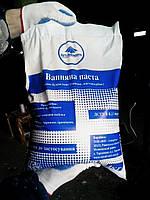 Известь паста (тесто) для растворов, побелки в мешках, доставка по Украине