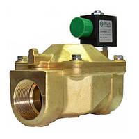 Клапана электромагнитные 21W6ZB400 непрямого действия Ду 40 НО ODE