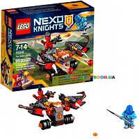 Конструктор Lego Шаровая ракета 70318