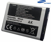 Батарея (акб, аккумулятор) Samsung AB463446BU для телефонов Samsung, 800 mAh, оригинл