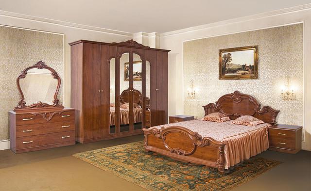 Спальня Імперія Світ Меблів