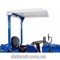 Дуга и навес для трактора Скаут Т12(М