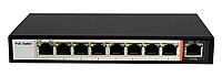 8-портовый коммутатор c POE ZTP-ZP1081