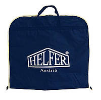 """Чехол-сумка для одежды """"Helfer"""" синий 112 х 60 (см)"""