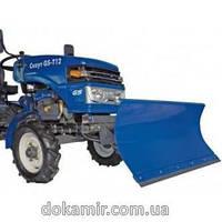 Отвал для тракторов (минитракторов) 1,0 м Скаут Т12(M)-Т24