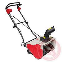 Снегоуборщик электрический 1.6 кВт INTERTOOL SN-1600