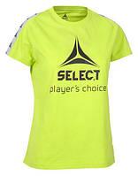 Футболка женская Select Ultimate Logo T-Shirt
