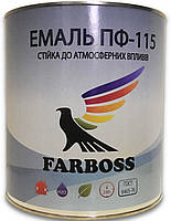 Эмаль ПФ-115 белая