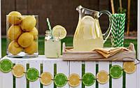 Лимонад апельсиного-лимонный