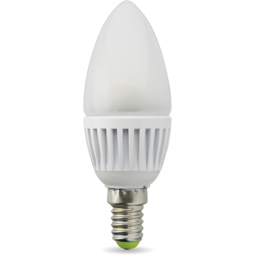 """Лампа LED """"Свічка"""" E14/6W-2700, 4000 AL"""