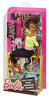 Кукла Барби Афро-американка, серия Двигайся как я , фото 1