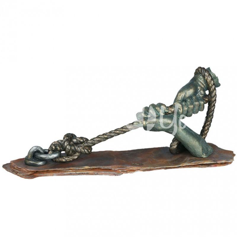 Скульптура Anglada «Сила», 66х18х28 см.