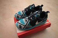 Мужские кроссовки NIke Roshe Run Aztec  (36-45 Размер)