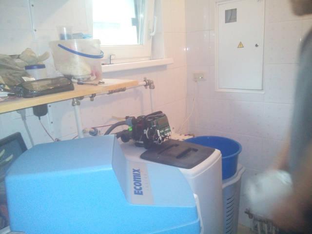 Диагностика и осмотр системы водоочистки
