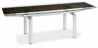 Стеклянный стол Signal GD-220 Black