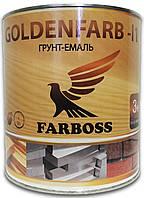 Грунт – эмаль GOLDENFARB-I1 серая с феррокором