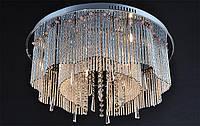 Дизайнерская потолочная люстра, фото 1
