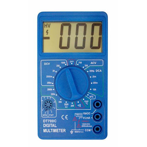 Мультиметр цифровой DT-700C СКЛАД 2 шт