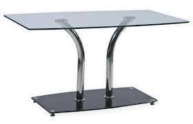 Стеклянный стол Signal KENZO A