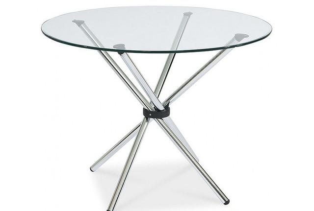 Стеклянный стол HYDRA Signal