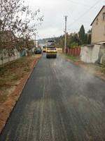 Строительство улиц и дорог населенных пунктов
