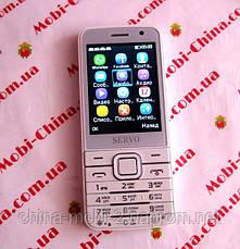Телефон Servo V9500 -  4 sim, white, фото 3