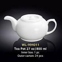 Чайник заварочный Wilmax 800 мл wl-994011, фото 2