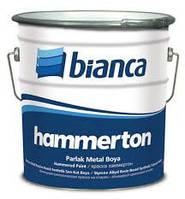 Краска молотковая Bianca Hammerton (0,75 л)