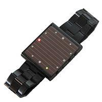 Цифровой диктофон-часы на солнечной батарее Edic-mini LED S51 8GB 1200H