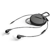 Наушники-гарнитура Bose SoundSport in-ear Charcoal для Apple-устройств