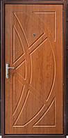 Двери входные,Метал/МДФ,Украина