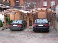 Навесы для автомобилей