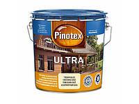 Средство для защиты древесины PINOTEX ULTRA Пинотекс Ультра ПАЛИСАНДР 10л