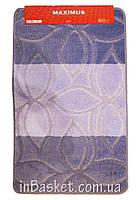 """Комплект ковриков для ванной """"Violet leaf"""""""