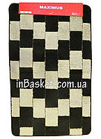 """Комплект ковриков для ванной """"Domino"""""""