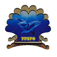 """""""Дельфины"""" №9 салфетница Геническ с полноцветной печатью"""