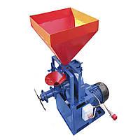 Екструдер зерновий ЕШ-40 - 25-35 кг/год. Двигун 5,5 кВт.-1500 об/хв. Ціна без двигуна!    , фото 1
