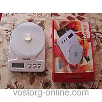 Электронные кухонные весы SCA-301, 4 цвета, весы до 7 кг, крепление на стену ,весы для продуктов, точный вес