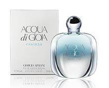 Женская оригинальная парфюмированная вода Acqua di Gioia Essenza Giorgio Armani, 100 ml NNR ORGAP /0-26