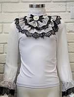 Школьная блузка 164